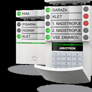 Jablotron 100 alarmni sistemi